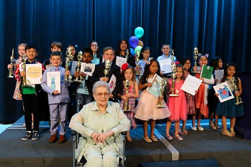 2018 PBS KIDS Writers Contest Award Ceremony