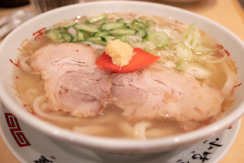 スープじゃじゃ麺