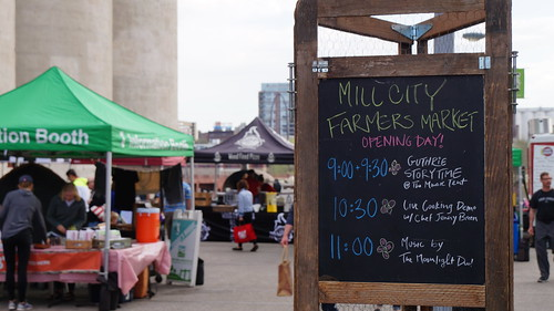 May 5, 2018 Mill City Farmers Market