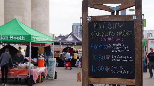May 5, 2018 Mill City Farmers Market
