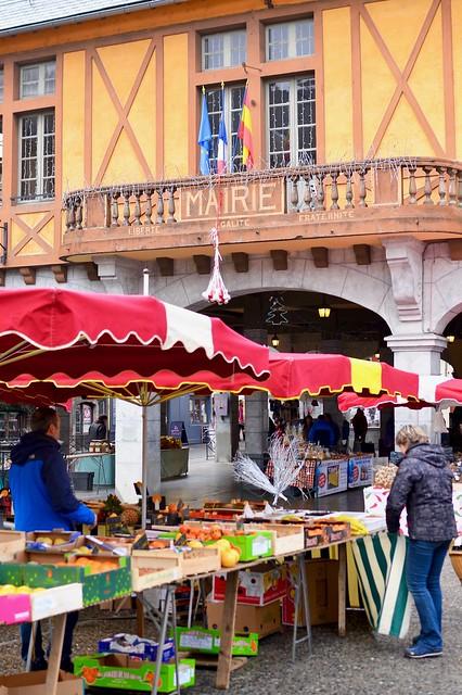 Ranskalaiset markkinat
