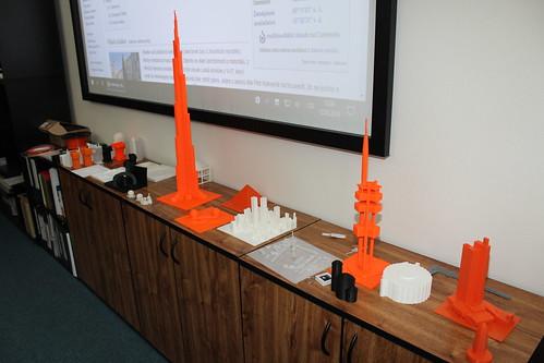 3D tisk dostupný domácnostem, školám i organizacím – výstava 3D modelů