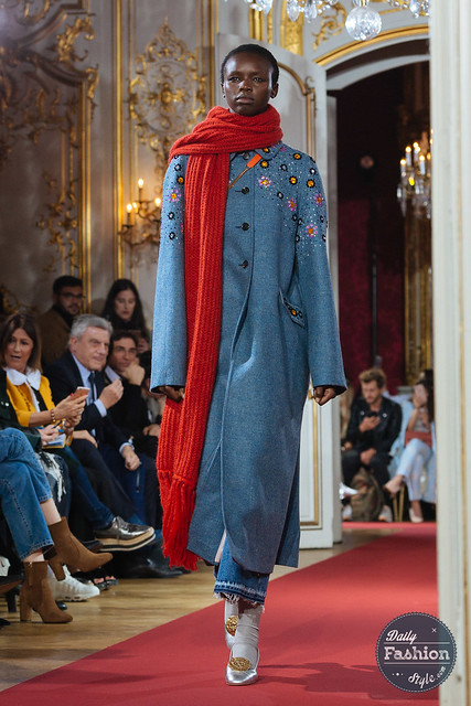 [PFW] Paul & Joe - FALL 2018 READY-TO-WEAR