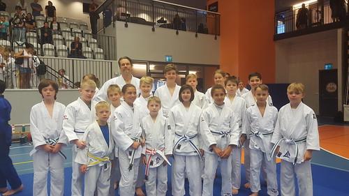 Judofestival i Lindesberg