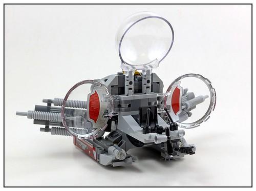 LEGO Marvel Superheroes 76109 Quantum Realm Explorers 34