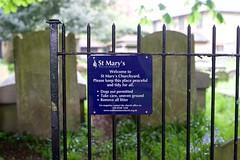 St Mary's Chruchyard