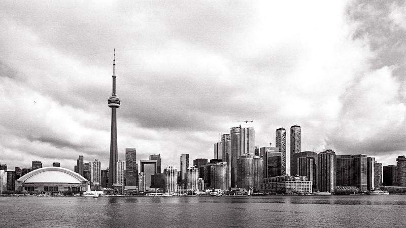 Toronto Skyline on the Water