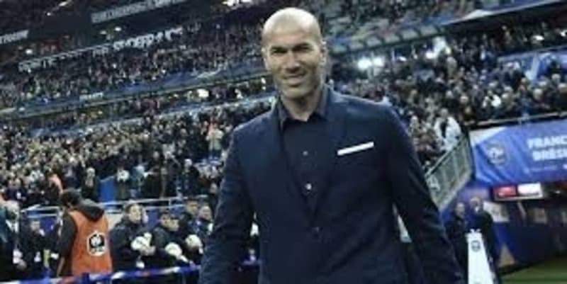 Zinedine Zidane Senang Dengan Performa Tim Pelapis Real Madrid