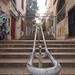 pasajes de escaleras