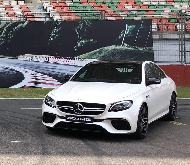 Mercedes AMG E63 S