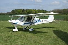 G-WSSX Ikarus Comco C-42 (0608-6837) Popham 040514