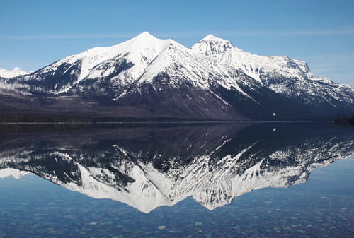 Glacier - Lake McDonald