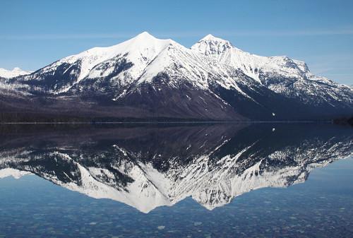 Glacier - Lake McDonald