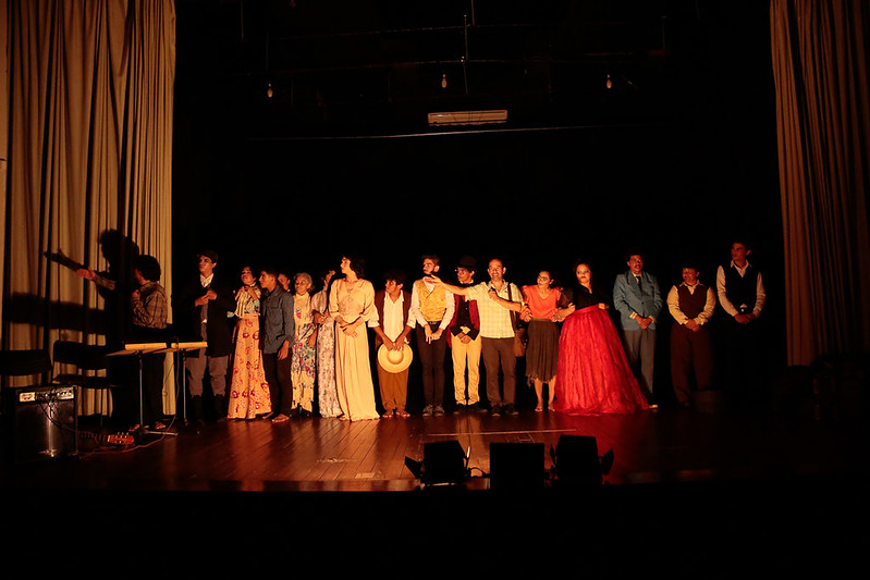 Peça Teatral: O Mambembe