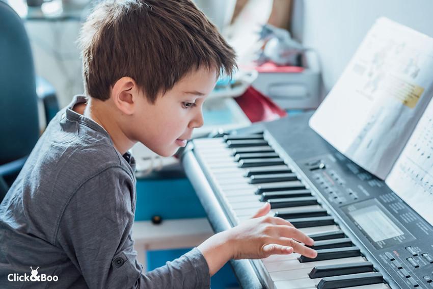 Guille el pianista