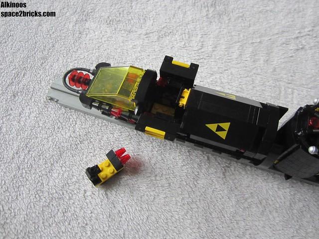 Blacktron Monorail p7