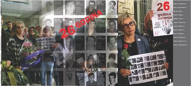 26 godina od deportacije bosansko-hercegovačkih izbjeglica iz Crne Gore 1992.godine