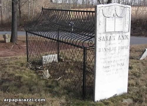 اغرب المقابر في العالم (1)