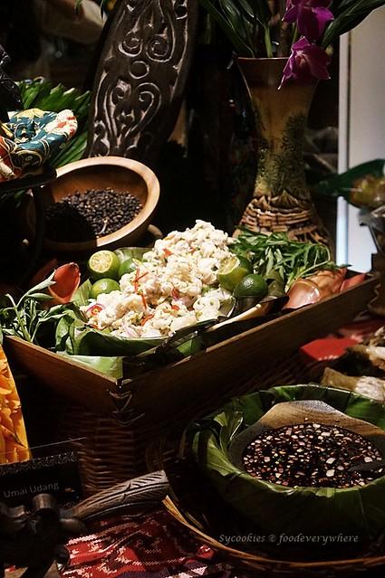 2.Selera Asli Sarawak at the Chatz Brasserie ( PARKROYAL Kuala Lumpur) – Ramadan 2018
