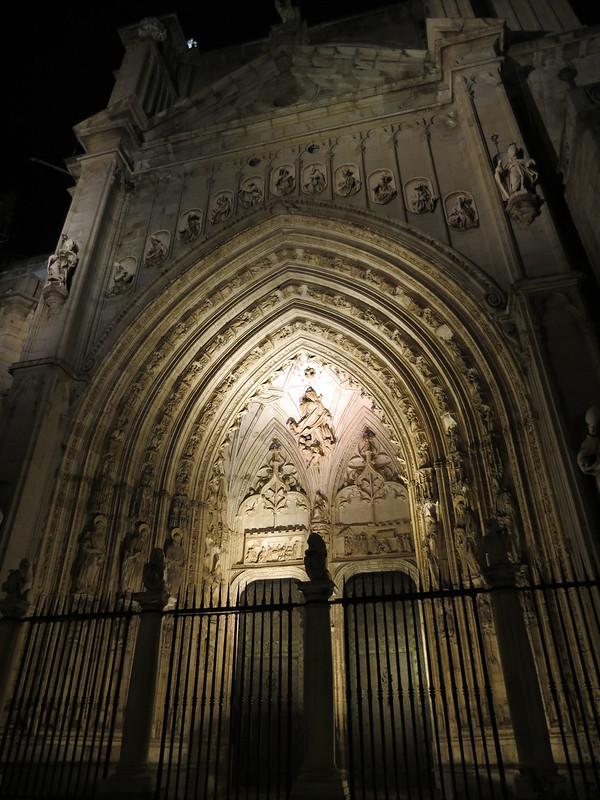 Catedral de Santa María de ToledoPuerta de los LeonesIMG_3195