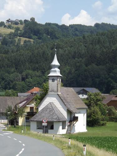 Filialkirche hl. Matthäus, Lind, Griffen, Austria