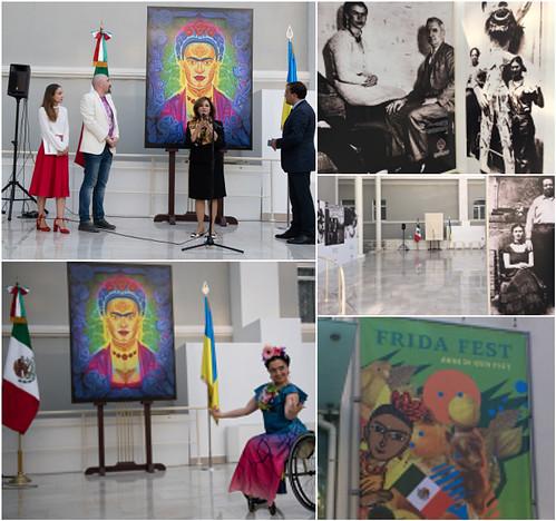 """Inauguración del Primer """"Frida Fest"""""""