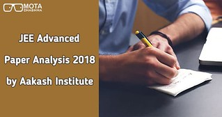 JEE Advanced Paper Analysis by Aakash Institute