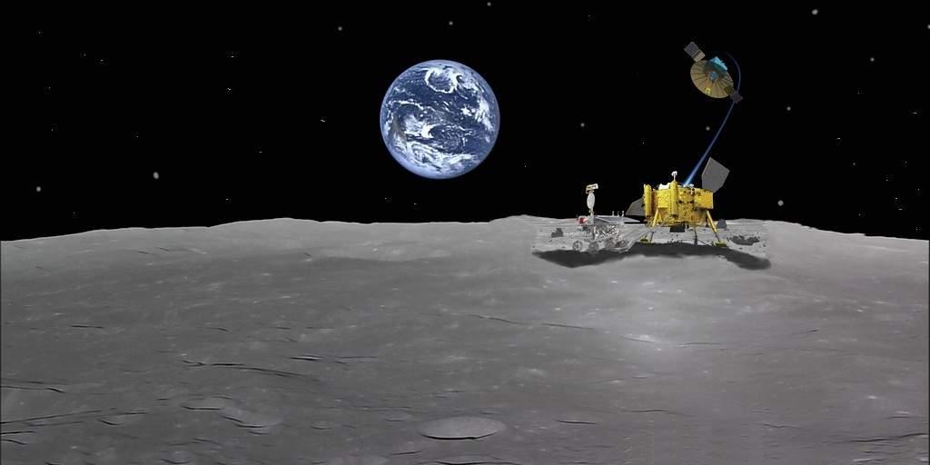 La Chine veut créer un «pont des pies» sur le côté obscure de lune