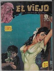 El Viejo Horror Comics Mexico
