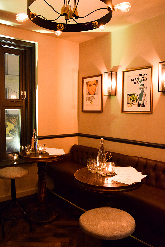 Upstairs Bar at the Portobello Star, Notting Hill #cocktails #london #nottinghill #portobelloroad