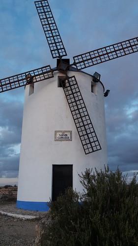 Molino de viento de Miguel Esteban