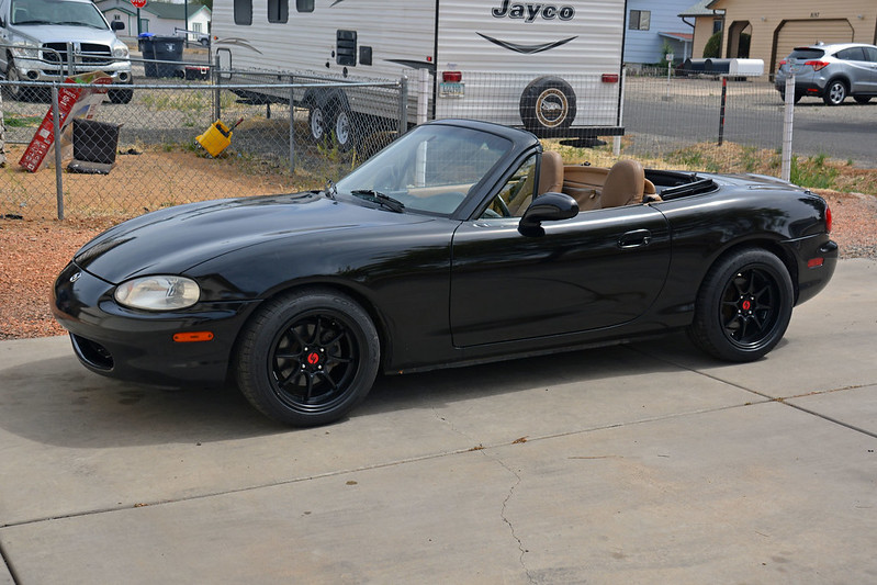 The Miata experience: his and hers -Page 9  Builds and
