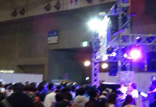 ニコニコ超会議の混雑~ライブ