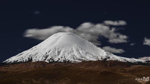 2018 landscape volcán nature nationalpark arica volcano marumidhgsupercircularpolarizer paisajes canoneos7dmkii chile volcánparinacota trekking 6348msnm snow regióndearicayparinacota longexposure nieve ef24105f4lusm putre cl