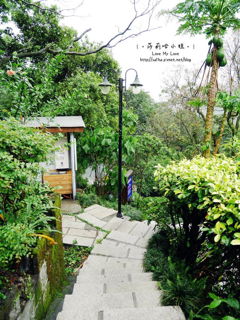 台北貓空景觀森林戶外餐廳推薦邀月茶坊 (4)
