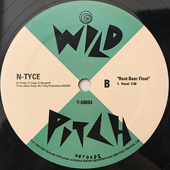 N-TYCE:HUSH HUSH TIP(LABEL SIDE-B)
