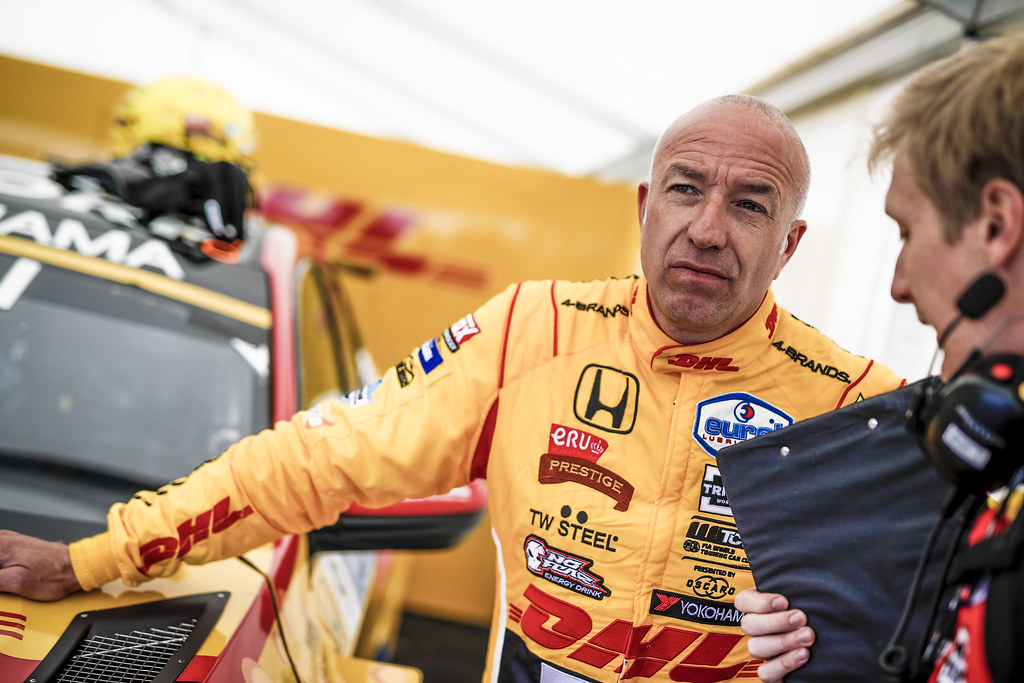 CORONEL Tom (NLD), Boutsen Ginion Racing, Honda Civic TCR, portrait during the 2018 FIA WTCR World Touring Car cup of Nurburgring, Germany from May 10 to 12 - Photo Florent Gooden / DPPI