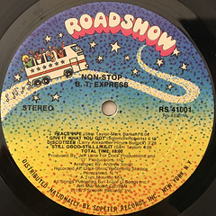 B.T. EXPRESS:NON-STOP(LABEL SIDE-A)