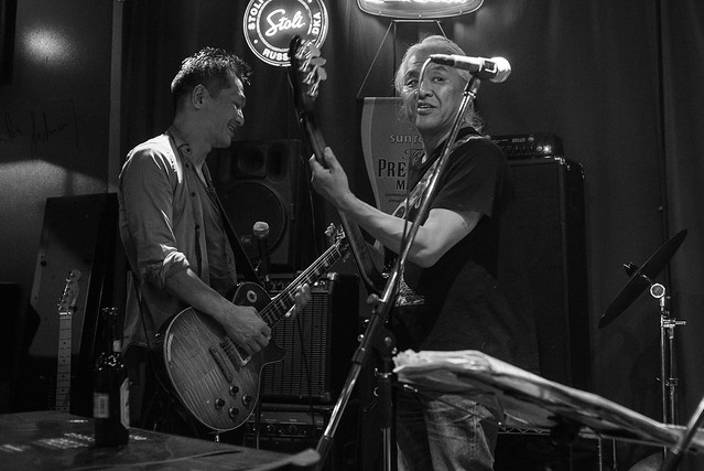 T.G.I.F. blues session at Terraplane, Tokyo, 11 May 2018 -00140