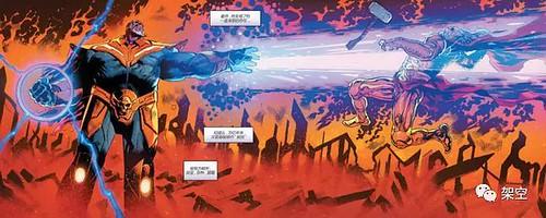 史上最強反派《復仇者聯盟3》『滅霸』科普