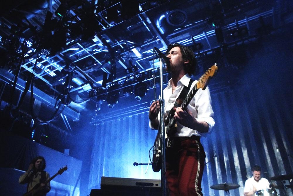 Arctic Monkeys @ Brooklyn Steel