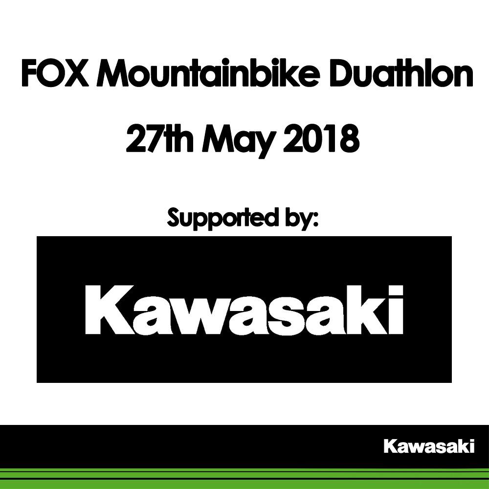 KAWASAKI DEALER EVENT – FOX Mountainbike Duathlon – 27th May