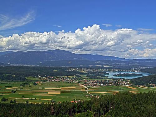 Finkenstein castle view