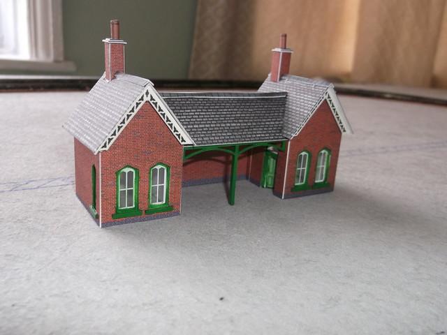 Station Building SR Modifications (2)