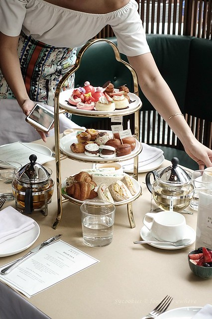 1.Afternoon Tea @ Fritz Brasserie (Ground Floor, Wolo Hotel)