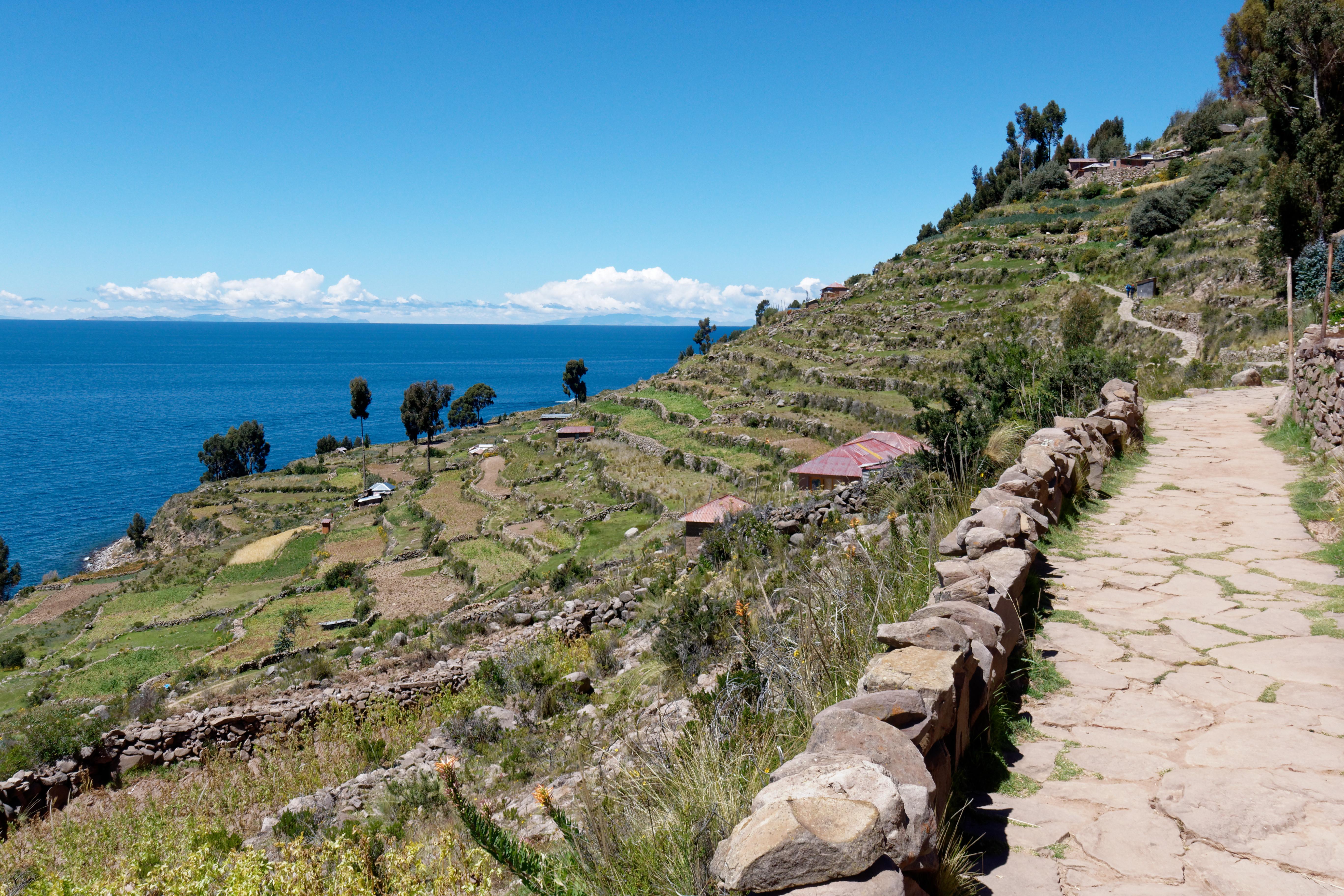Taquile Landscape