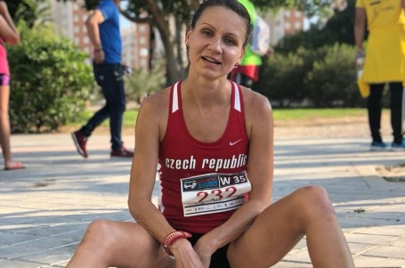 Firsová nejrychlejší ženou na veteránském MS na 10 km