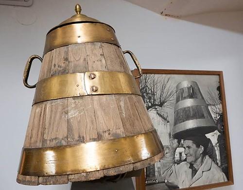 Pasado y presente. Del trabajo al museo. @museodopobo #miradasmpg #olympusomd #olympus #compostela #santiagodecompostela #galicia #museo