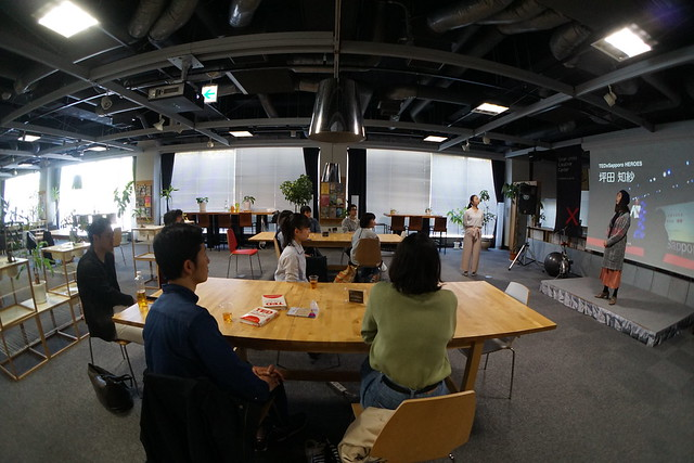 Translators Meetup Vol.1, Sony ILCE-6000, Sony E 16mm F2.8