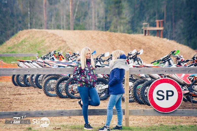 Baltijas kausa 1. posms un Latvijas kausa 2. posms Enduro Sprintā un Latvijas kausa 2. posms Enduro (Smeceres Sils/28.04.2018.)